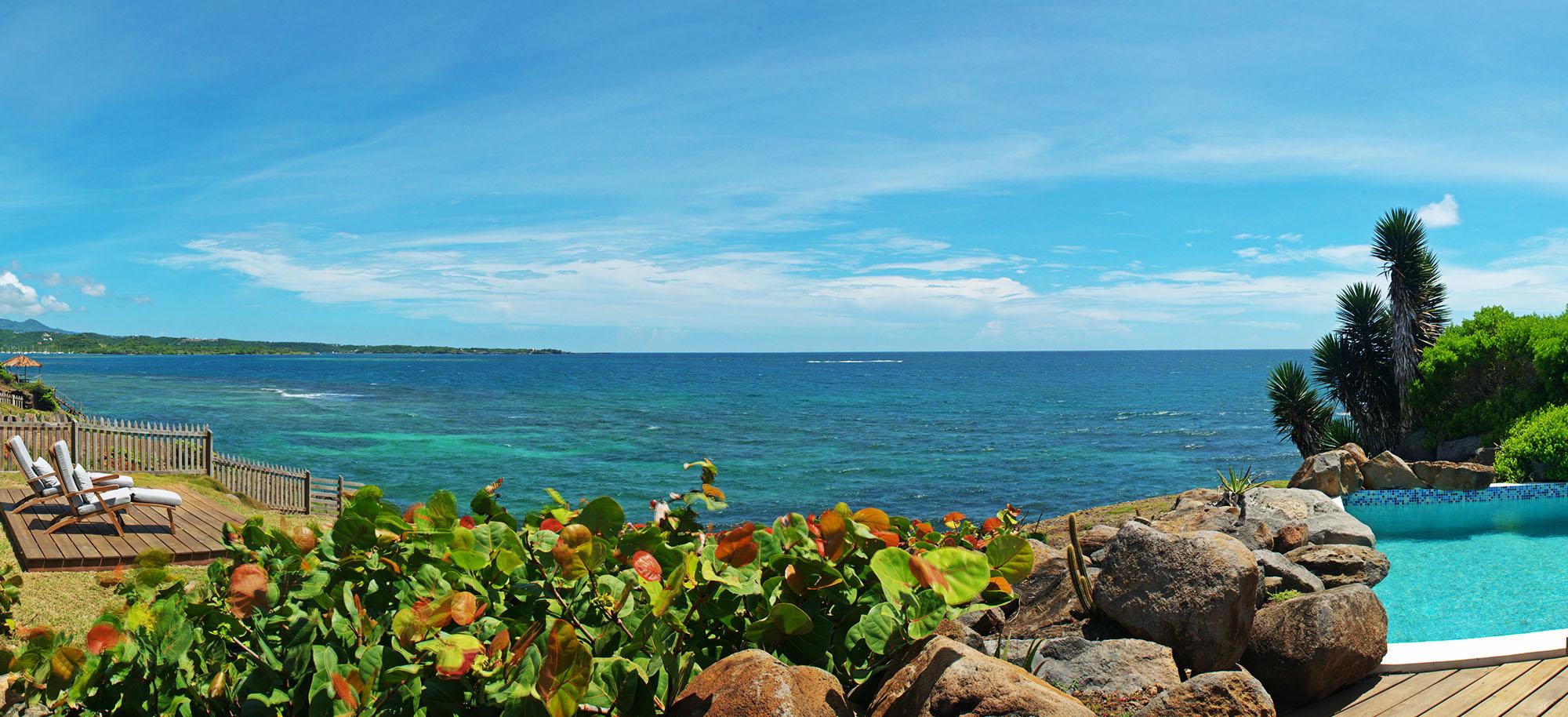 Hirondelle Villa Ocean View