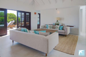 Caribbean vacation villa for rent