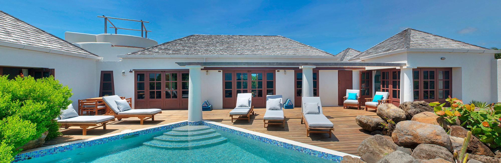 Hirondelle villa in Grenada